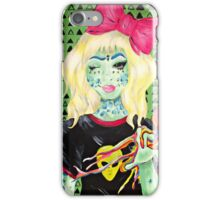 Beyond the Galaxy  iPhone Case/Skin