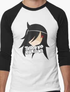 Tomoko Kuroki Men's Baseball ¾ T-Shirt