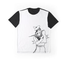 Kira - Jojolion Graphic T-Shirt