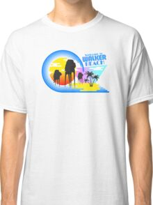Welcome to Walker Beach Classic T-Shirt