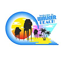 Welcome to Walker Beach Photographic Print
