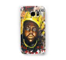 Biggie Tribute Samsung Galaxy Case/Skin