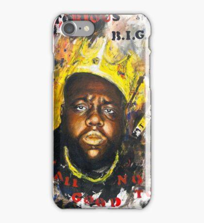 Biggie Tribute iPhone Case/Skin