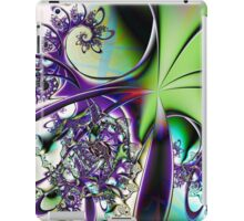 Cartoon Swirls iPad Case/Skin