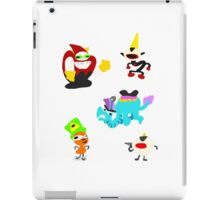 Horrible Drawings- Wamber 1 iPad Case/Skin