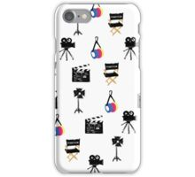 Film Pattern 2 iPhone Case/Skin