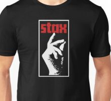 Stax Records t shirt Unisex T-Shirt