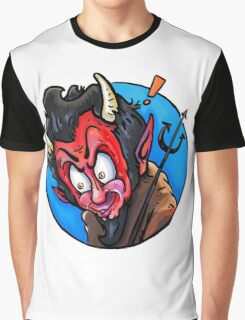 The Devil Graphic T-Shirt