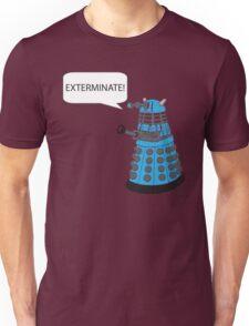 Dalek - Exterminate! Unisex T-Shirt