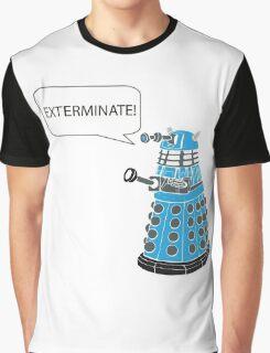 Dalek - Exterminate! Graphic T-Shirt
