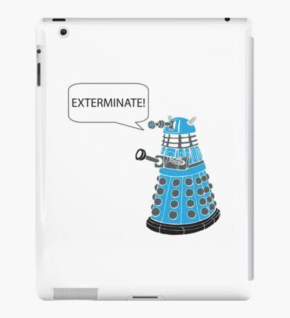 Dalek - Exterminate! iPad Case/Skin