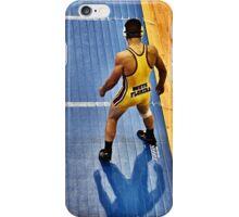 Wrestling iPhone Case/Skin
