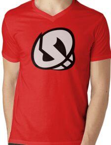 Team Skull (HQ) Sun Moon Mens V-Neck T-Shirt