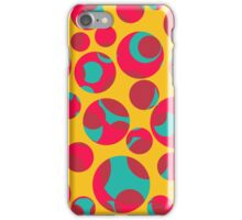 Psychedelic cheese iPhone Case/Skin