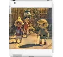 Zelda and friends iPad Case/Skin