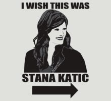 I Wish This Was Stana Katic by StanaDevoted