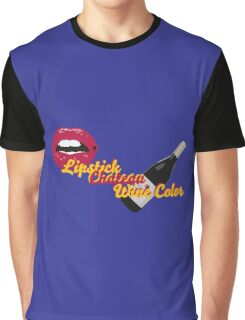 "EXO - ""Lipstick Chateau"" (Lotto) Design Graphic T-Shirt"