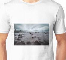 On the Rocks - Burleigh Heads Qld Australia Unisex T-Shirt