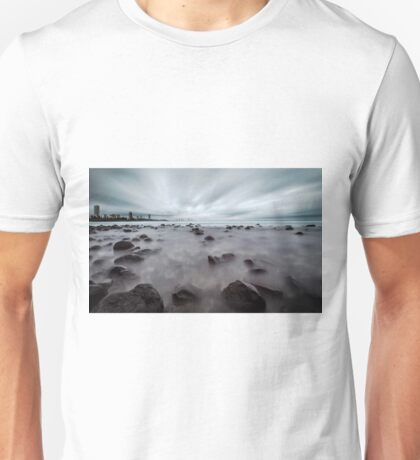 On the Rocks - Burleigh Heads Qld Australia Unisex T-Shirt