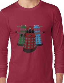 Daleks Long Sleeve T-Shirt