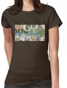 Abiodun Called Again Womens Fitted T-Shirt