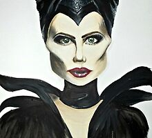 Maleficent  by StaceySteph