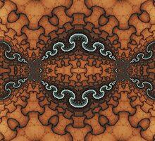 Geometric Patterns No. 21 by Mark Eggleston