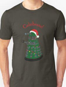 Dalek - Celebrate! Unisex T-Shirt