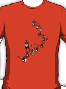 Patapon - Cascading Army T-Shirt