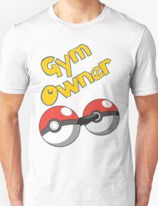 Pokemon Gym Owner Unisex T-Shirt