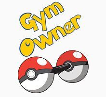 Pokemon Gym Owner Unisex T-Shirt