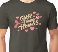 Steven universe - Camp Pinning hearts  Unisex T-Shirt