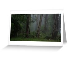 Fantasy - Mount Wilson NSW - The HDR Experience Greeting Card