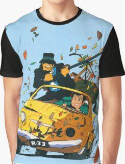 Lupin the third Graphic T-Shirt