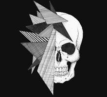 Fractalized Skull Unisex T-Shirt
