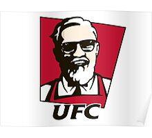 mcgregor UFC Poster