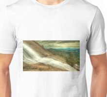 Water over granite, Mount Buffalo Unisex T-Shirt
