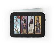 Stretching Portraits Laptop Sleeve