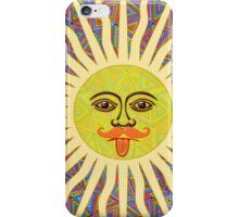 Sun Man Lads iPhone Case/Skin