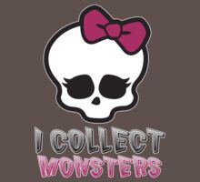 Monster Collector - Monster High Doll Shirt Kids Clothes