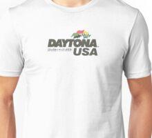 Daytona USA Retro Logo Sega Unisex T-Shirt