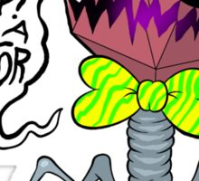 Dr. Phage Sticker