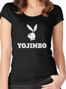 Yojimbo Women's Fitted Scoop T-Shirt