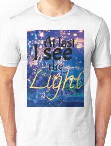 Tangled - I See The Light Unisex T-Shirt