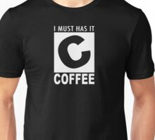 Coffee Rating Unisex T-Shirt