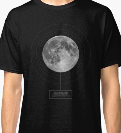 OMINOUS: Now I Lay Me Down to Sleep Classic T-Shirt
