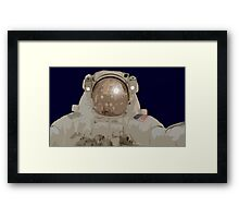 Spaceman Framed Print