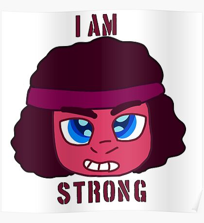 Ruby is Strong Poster