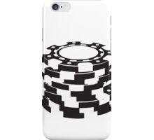 Poker Chips iPhone Case/Skin