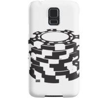 Poker Chips Samsung Galaxy Case/Skin